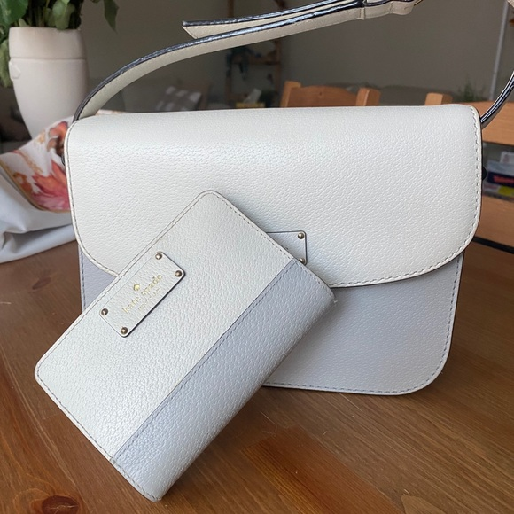 NWOT Kate Spade purse and Wallet